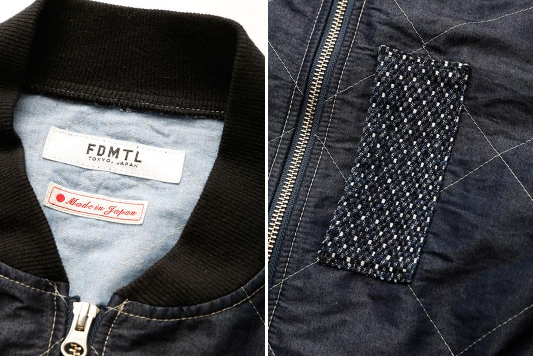 FDMTL-Indigo-Quilt-Stitch-MA-1-2-Collar