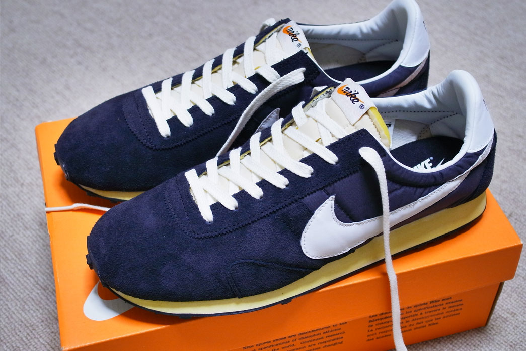 Fig. 4 - The Nike Pre Montreal (retro