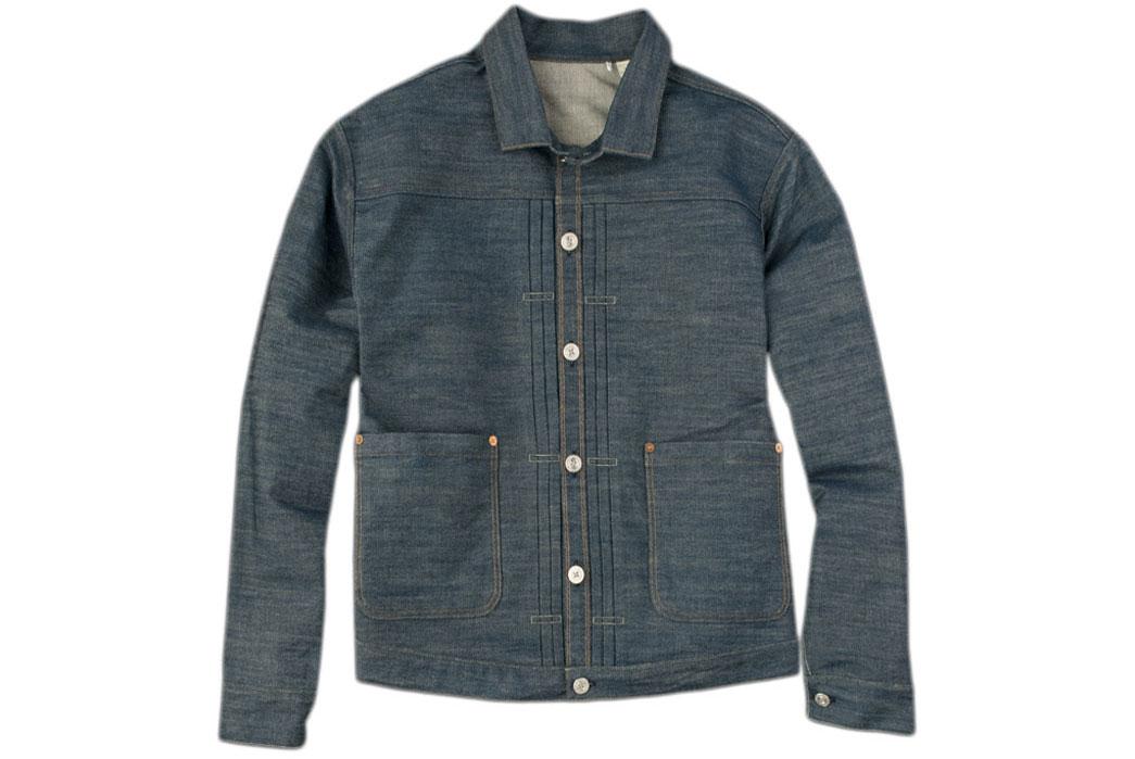 Levi's-Vintage-Clothing-1880-Triple-Pleat-Blouse-in-Rigid-Front