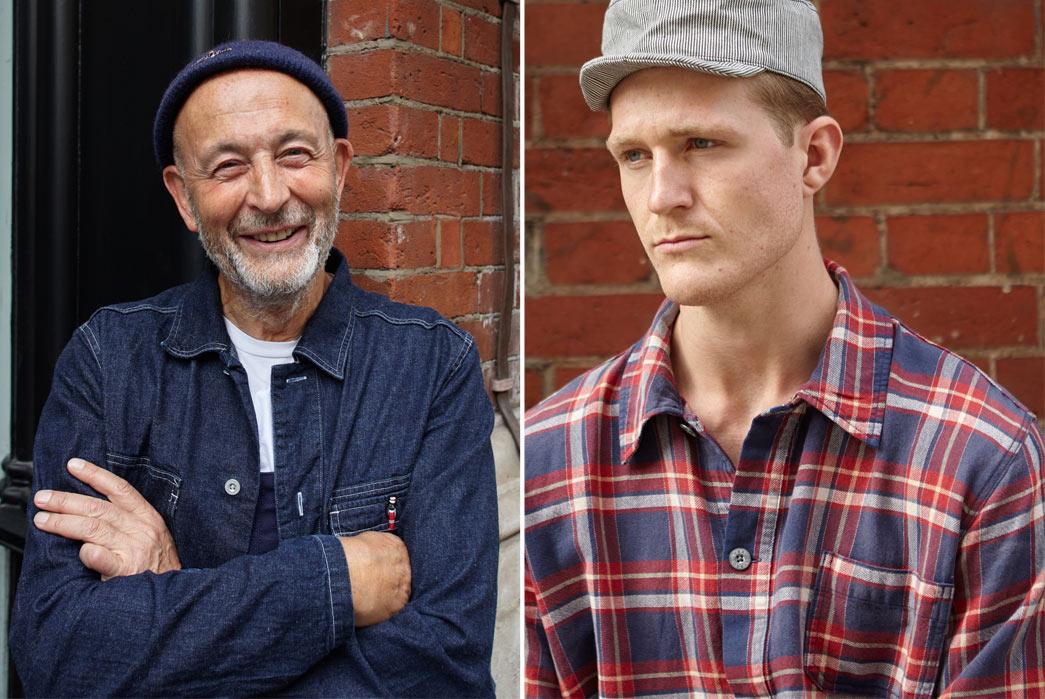 Nigel-Cabourn-6Spring-Summer-17-Desert-Rats-Blue-Gray-Hat