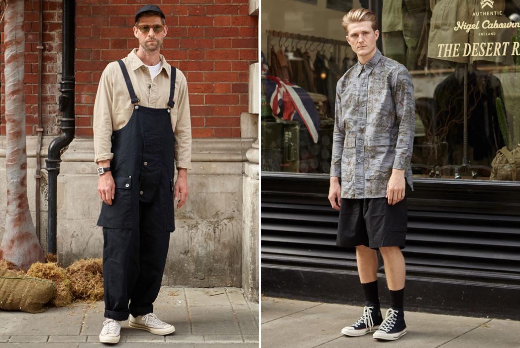 Nigel-Cabourn-6Spring-Summer-17-Desert-Rats-Suspenders-Shirt