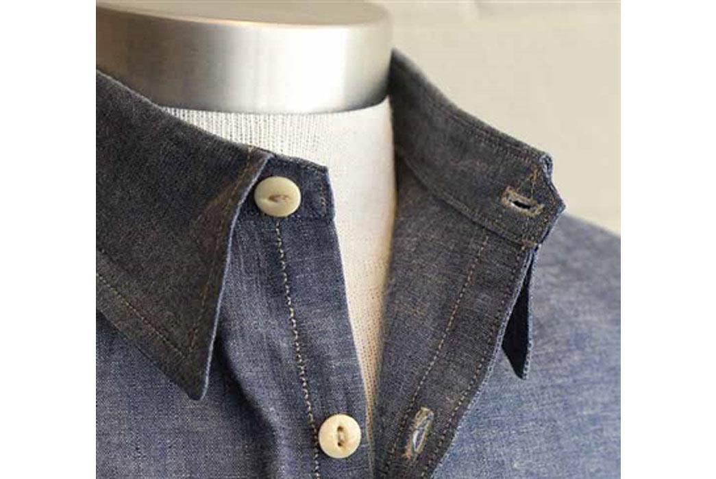 Railcar-x-Masterson-Japanese-Chambray-Button-Up-Collar