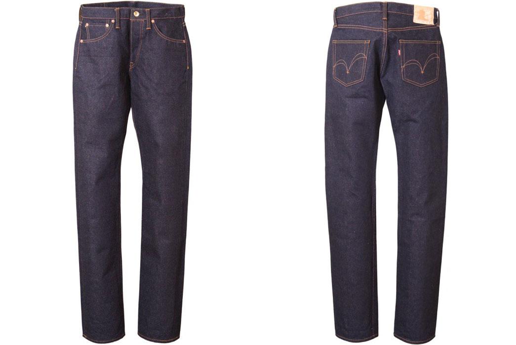Samurai-Jeans-Anniversary-Organic-Cotton-Special-Selvedge-Denim-Front-Back