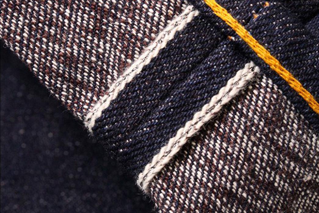 Samurai-Jeans-Anniversary-Organic-Cotton-Special-Selvedge-Denim-Selvedge
