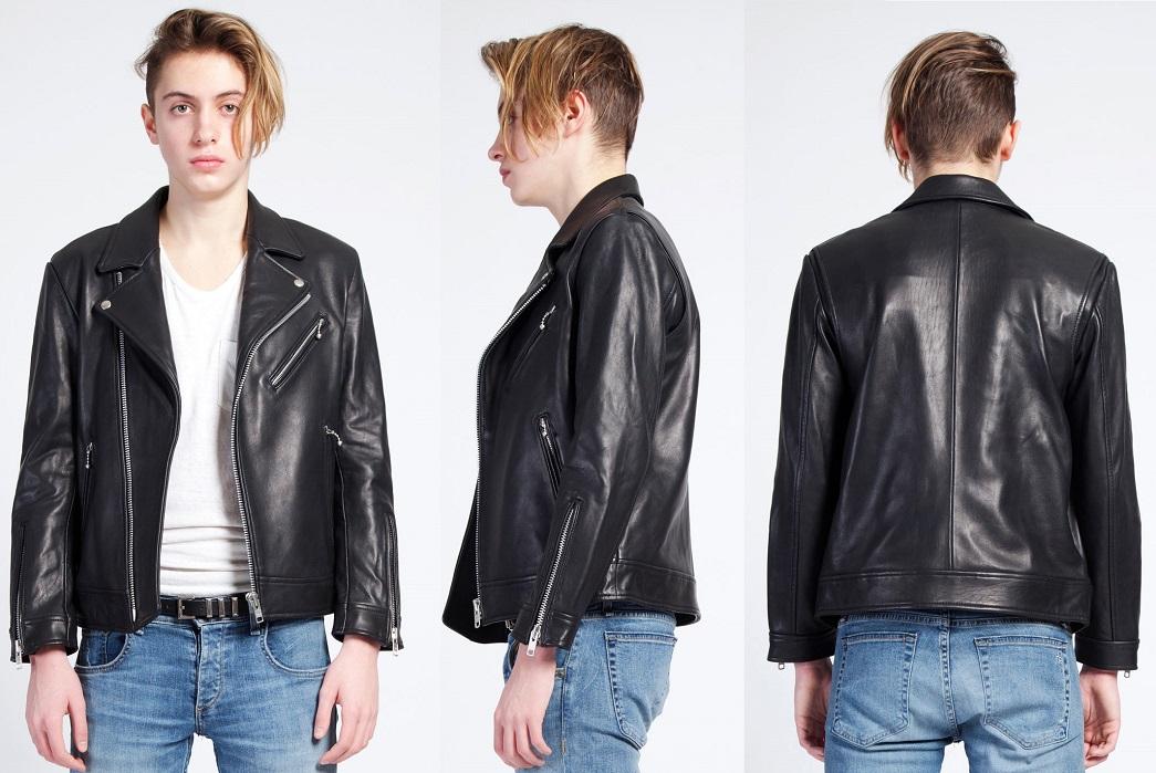 Falcon Garments: DR2 - Minimalist Double Rider Jacket