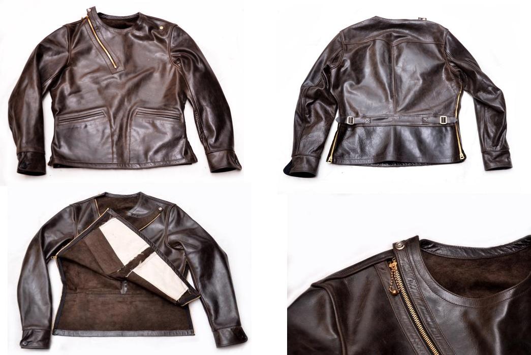 Himel Brothers: Arrowhead Pullover Racing Jacket