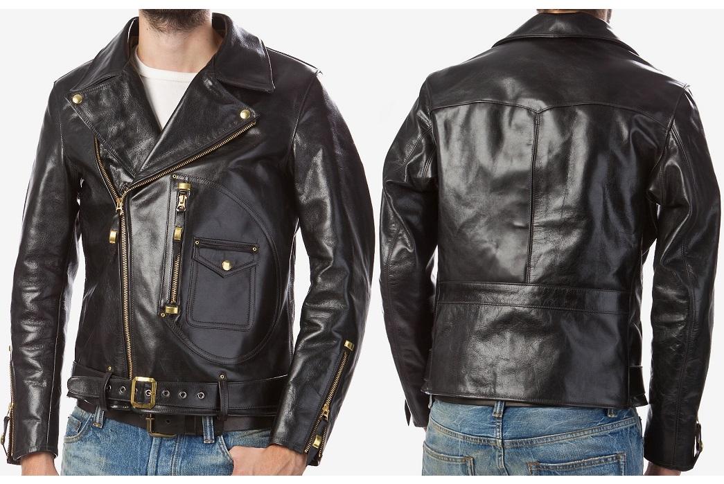 Himel Brothers: 1939 Avro D-Pocket jacket