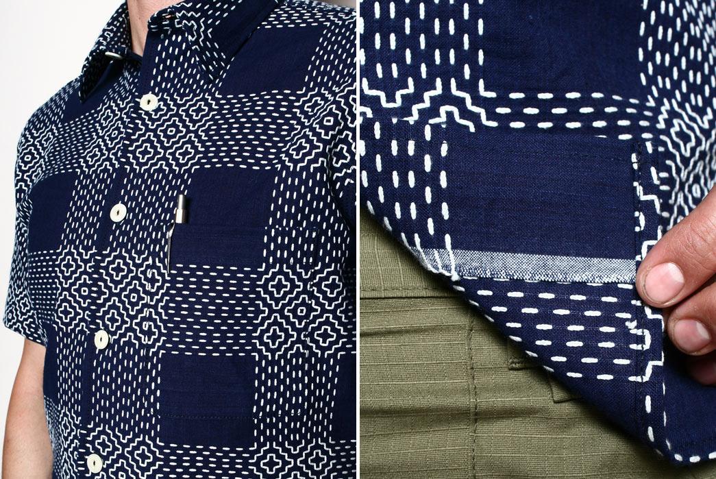 Rogue-Territory-Indigo-Sashiko-Hawaiian-Shirt-Buttons-Cloth