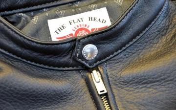 The Flat Head Motorcycle Jacket