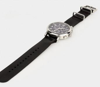 Winter-Session-Shell-Cordovan-Watch-Straps-Black