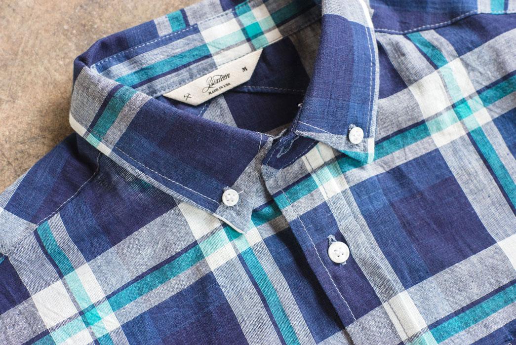 3sixteen-Short-Sleeve-Workshirt-Indigo-Collar