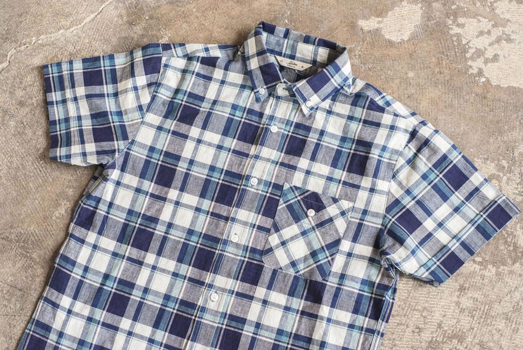 3sixteen-Short-Sleeve-Workshirt-Indigo-White-Madras-Pocket