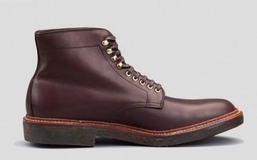 Alden-x-Standard-&-Strange-4513H-Brown-Pegasus-Calfskin-Plain-Toe-Boot-Overside