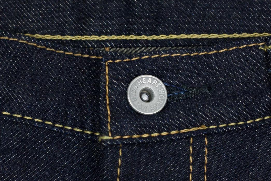 Burg-&-Schild-x-Iron-Heart-634B&S-RAW-Loomstate-Jeans-Button