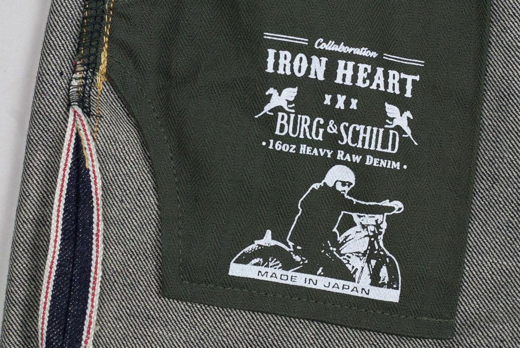 Burg-&-Schild-x-Iron-Heart-634B&S-RAW-Loomstate-Jeans-Cloth-Inside
