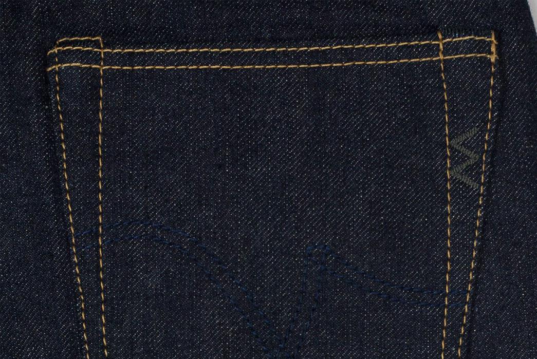 Burg-&-Schild-x-Iron-Heart-634B&S-RAW-Loomstate-Jeans-Cloth