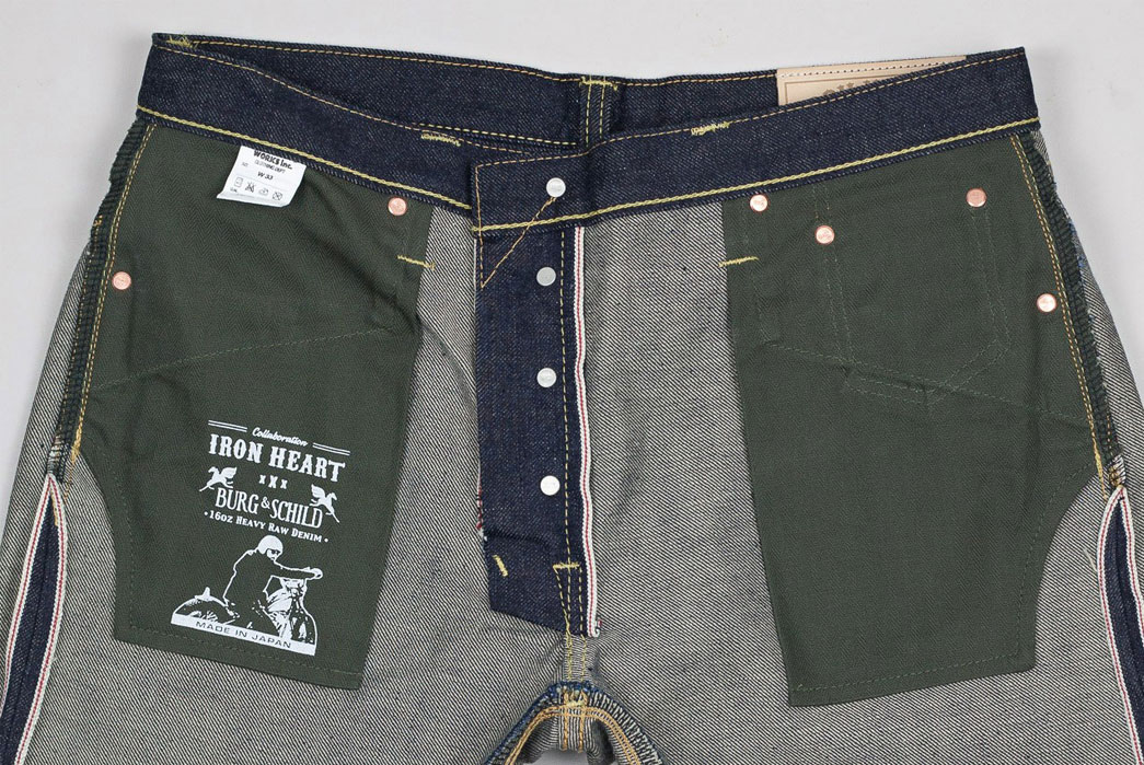 Burg-&-Schild-x-Iron-Heart-634B&S-RAW-Loomstate-Jeans-Front-Inside
