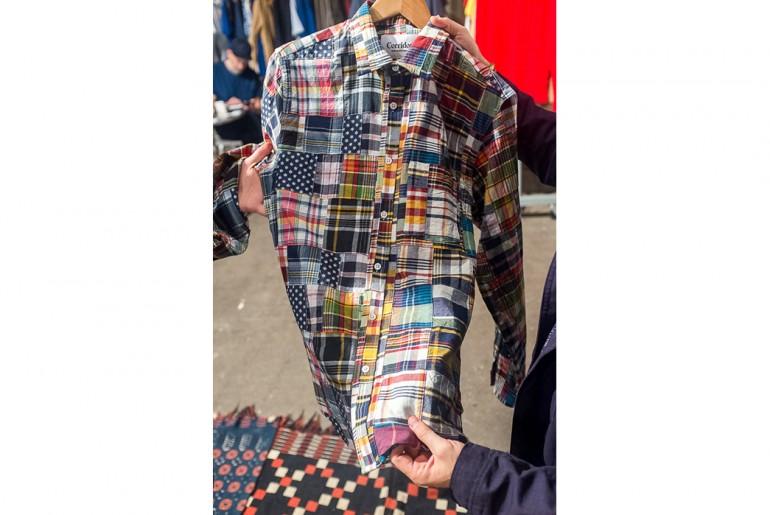 Corridor-NYC-patchwork-button-up-shirt-man-ss17