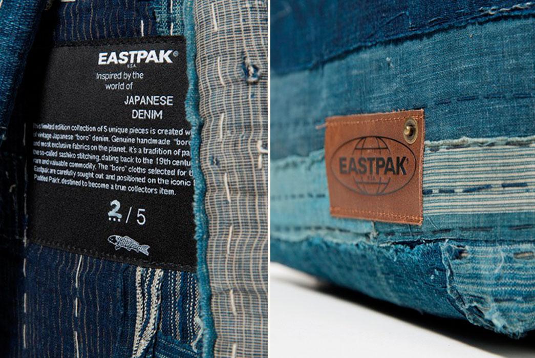Eastpak-Limited-Edition-Vintage-Boro-Pak'r-Backpacks-Closeup
