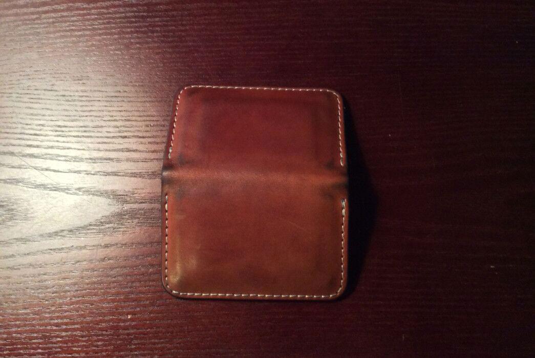 Fade-of-the-Day-Gustin-Folded-Cardholder-Veg-Tan-Open