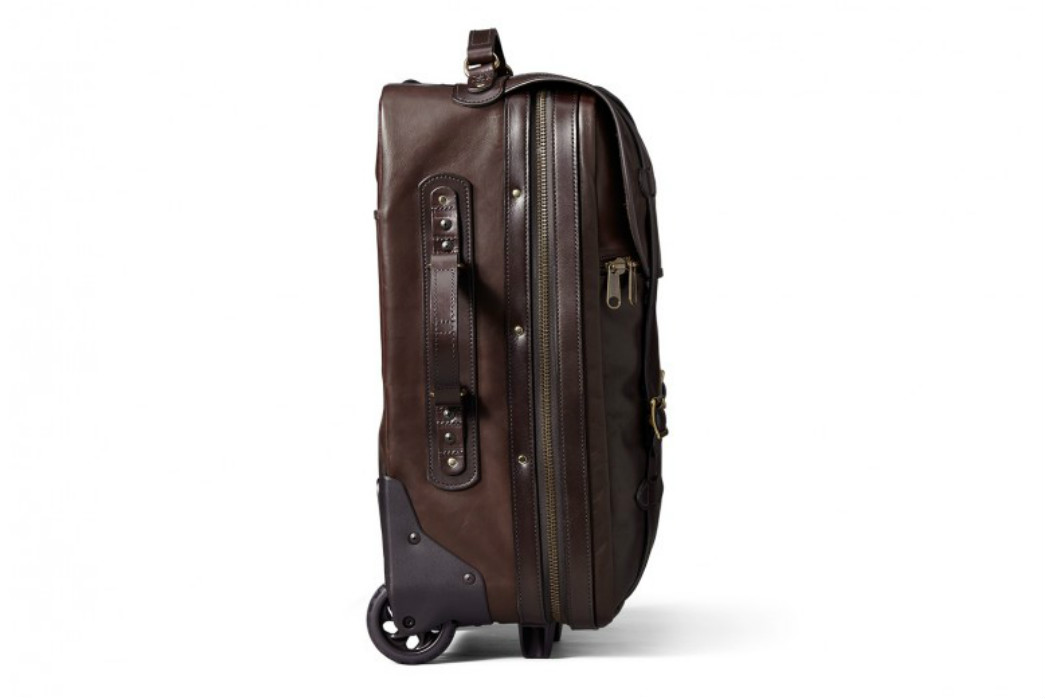 Filson-weatherproof-rolling-carry-on-bag-medium-Overside