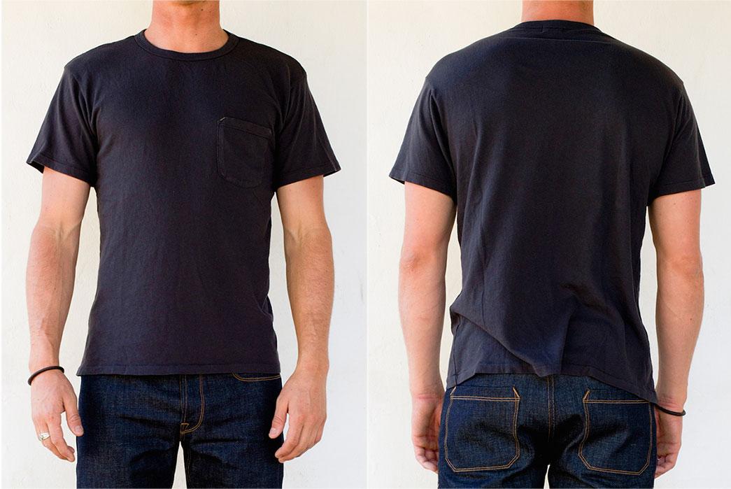 freenote-cloth-black-heavy-guage-pocket-t-shirt-fit