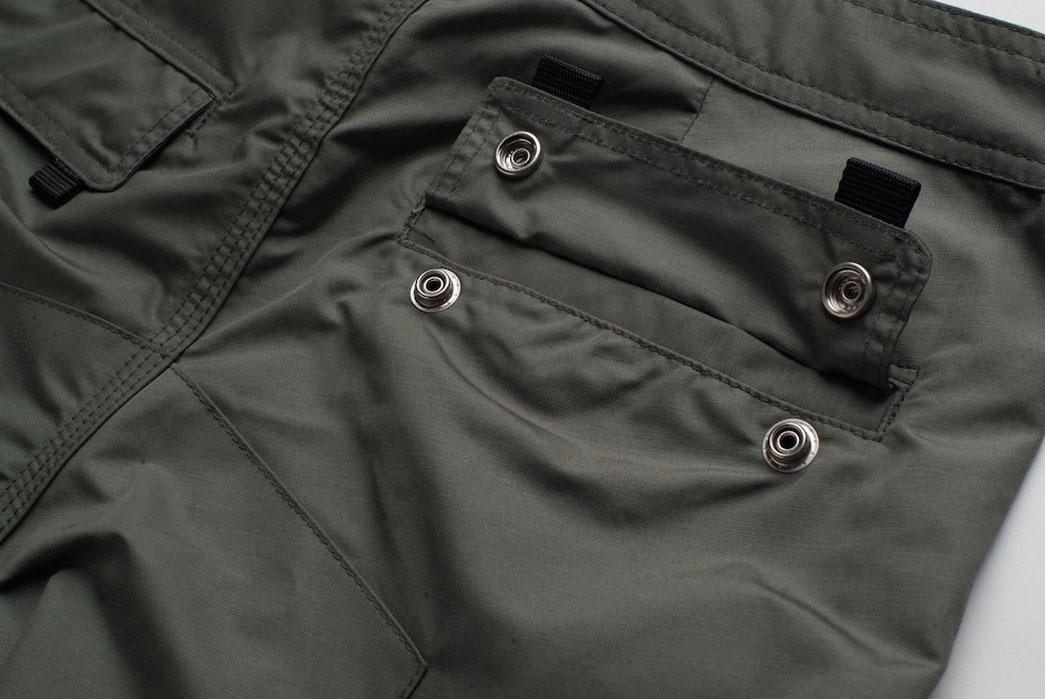 Freenote-Cloth-Deadstock-Standard-Issue-Boardshort-Open-Pocket