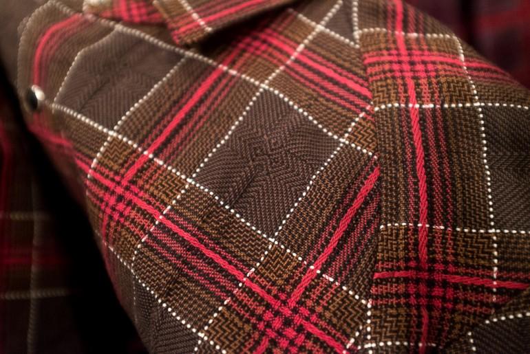 Nine-Lives-Jacquard-plaid-fabric-detail-man-ss17
