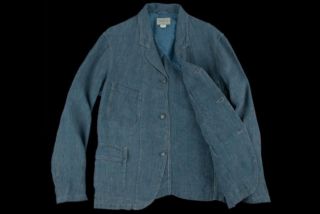 RRL-Williamson-Linen-Jacket-Front-Open