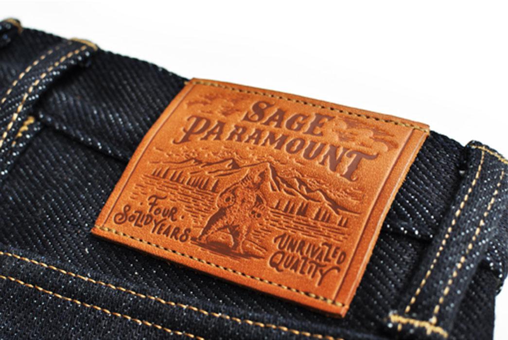 Sage-4th-Anniversary -The-Paramount-27oz.-Sanforized-Deep-Indigo-Patch