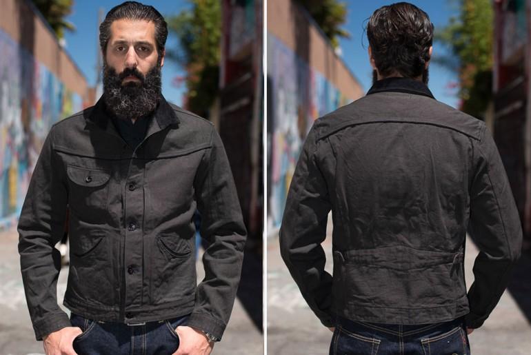 Stevenson-Deputy-Ranch-Black-Denim-Jacket-Model-Front-Back</a>