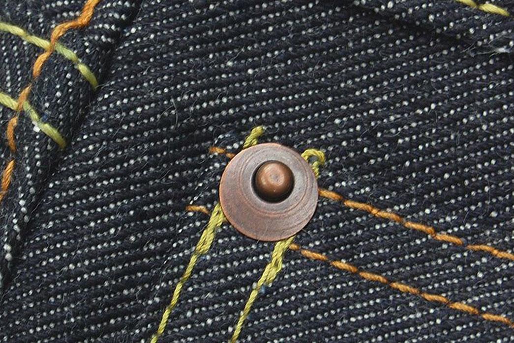 Studio-D'Artisan-OKI-815-Heiwa-Champloo-70th-Anniversary-Jeans-Cloth