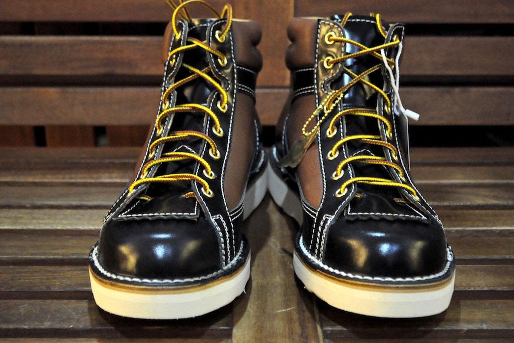 The-Flat-Head-Cordovan-Deerskin-Hiking-Boot-Front