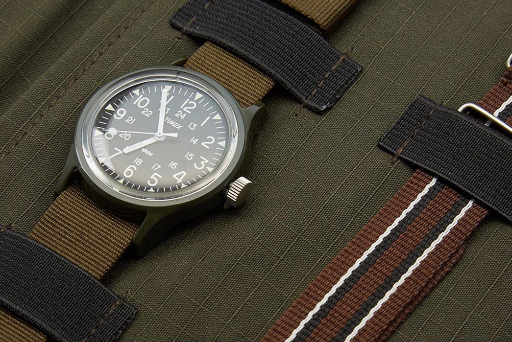 Timex-30th-Anniversary-Reissue-Mk-1-Ltd-Edition-Camper-Watch-Close-Up