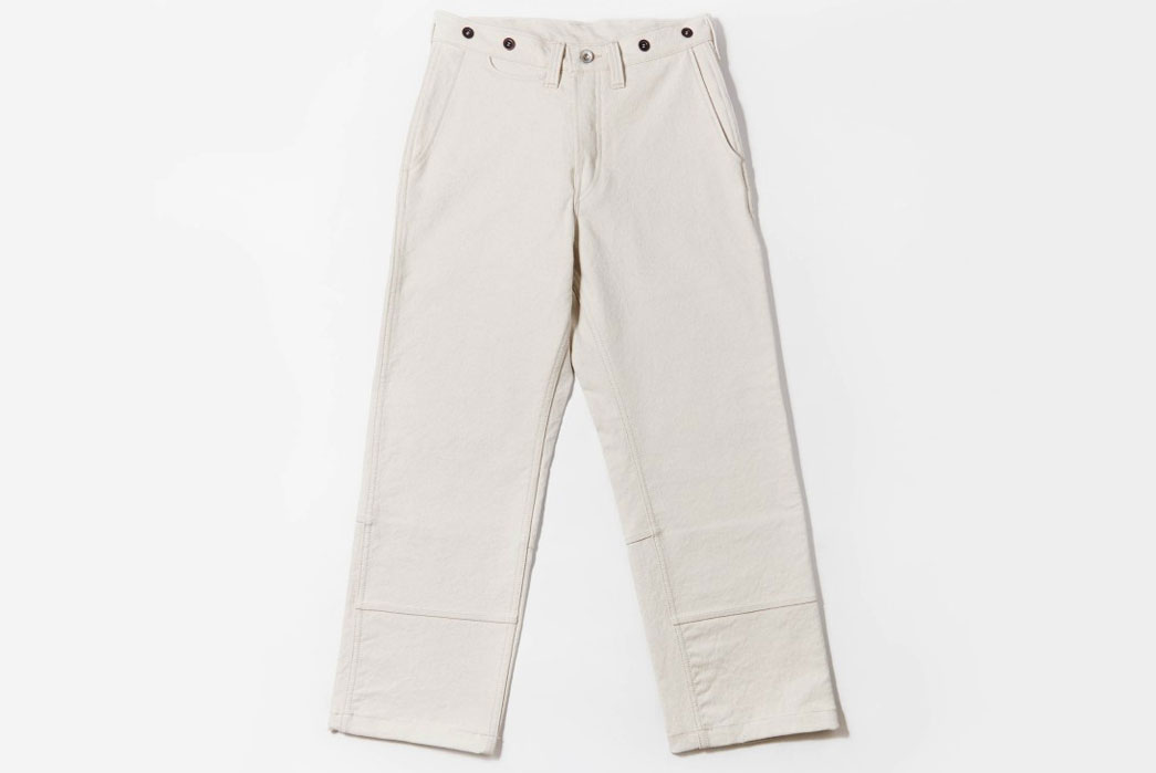 W'Menswear-Fisherlady-Pant-Natural-Front
