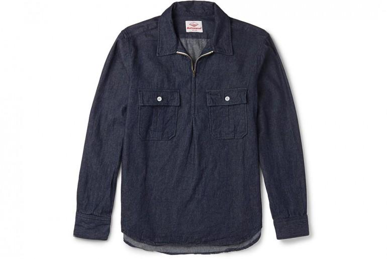 Battenwear-Made-in-Canada-Garage-Denim-Zip-Up-Shirt-Front</a>