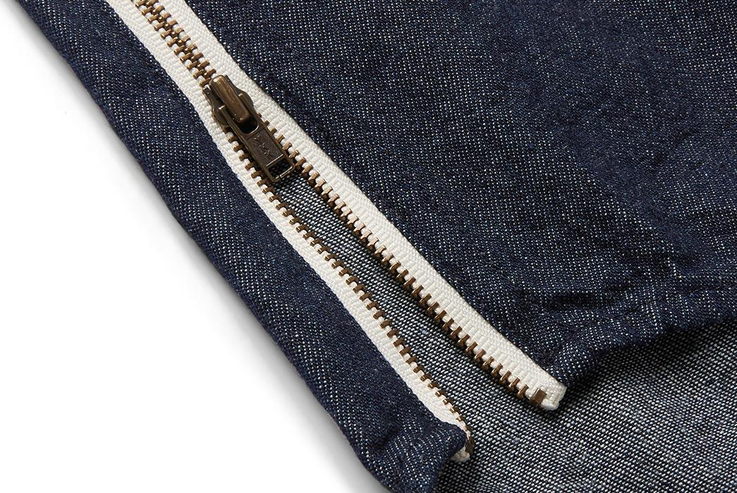Battenwear-Made-in-Canada-Garage-Denim-Zip-Up-Shirt-Zipper