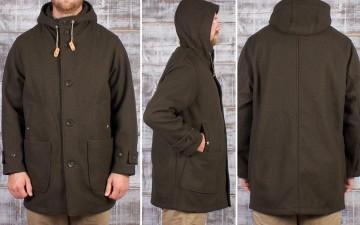 Battenwear-Promenade-Parka-in-24oz-Melton-Wool-Olive-Melton-Wool