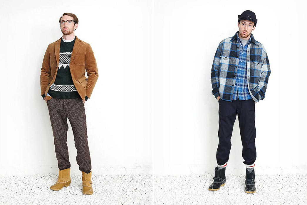 Beams-Plus-Fall-Winter-2016-Lookbook-is-the-Face-of-Cozy-5