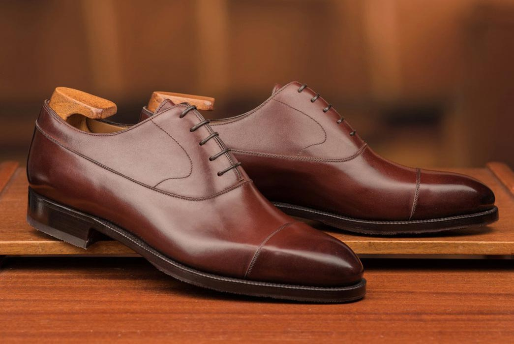 Calfskin-Oxfords-Five-Plus-One-5-Enzo-Bonafé-Classic-Balmoral-Oxford-in-Brown