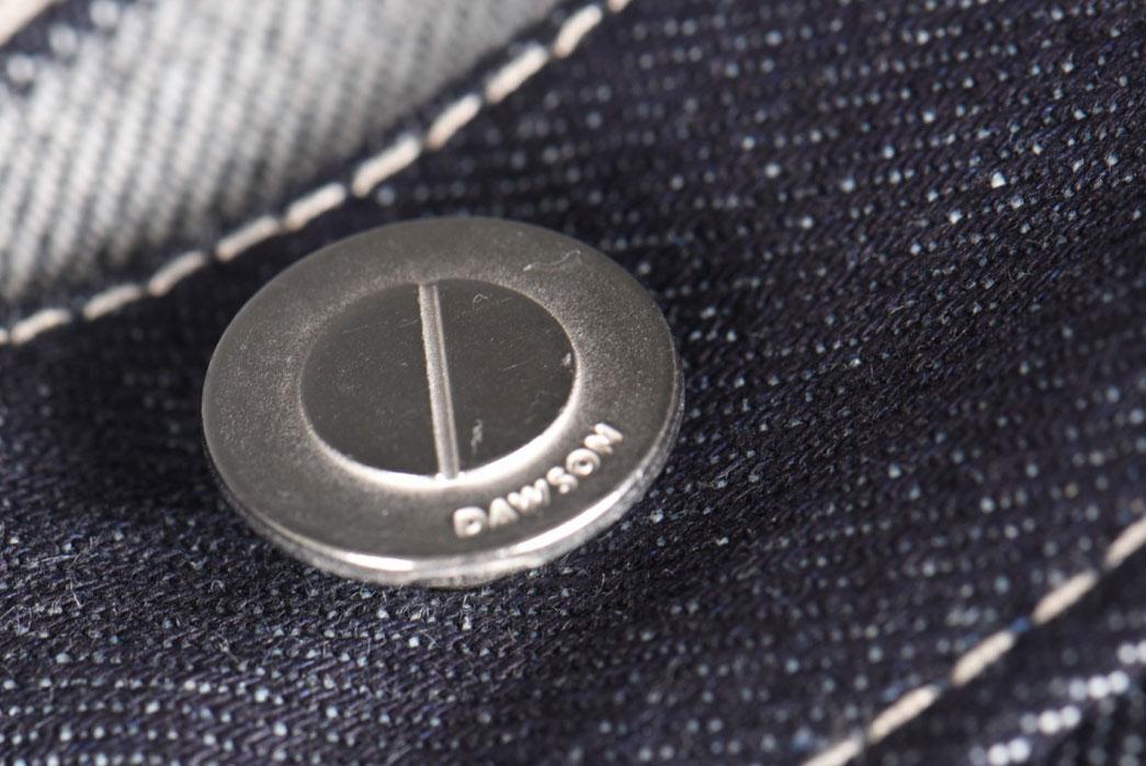 Dawson-Denim-X-Rivet-&-Hide-14.25oz-Japanese-Selvedge-Denim-Slim-Tapered-Jean-Button