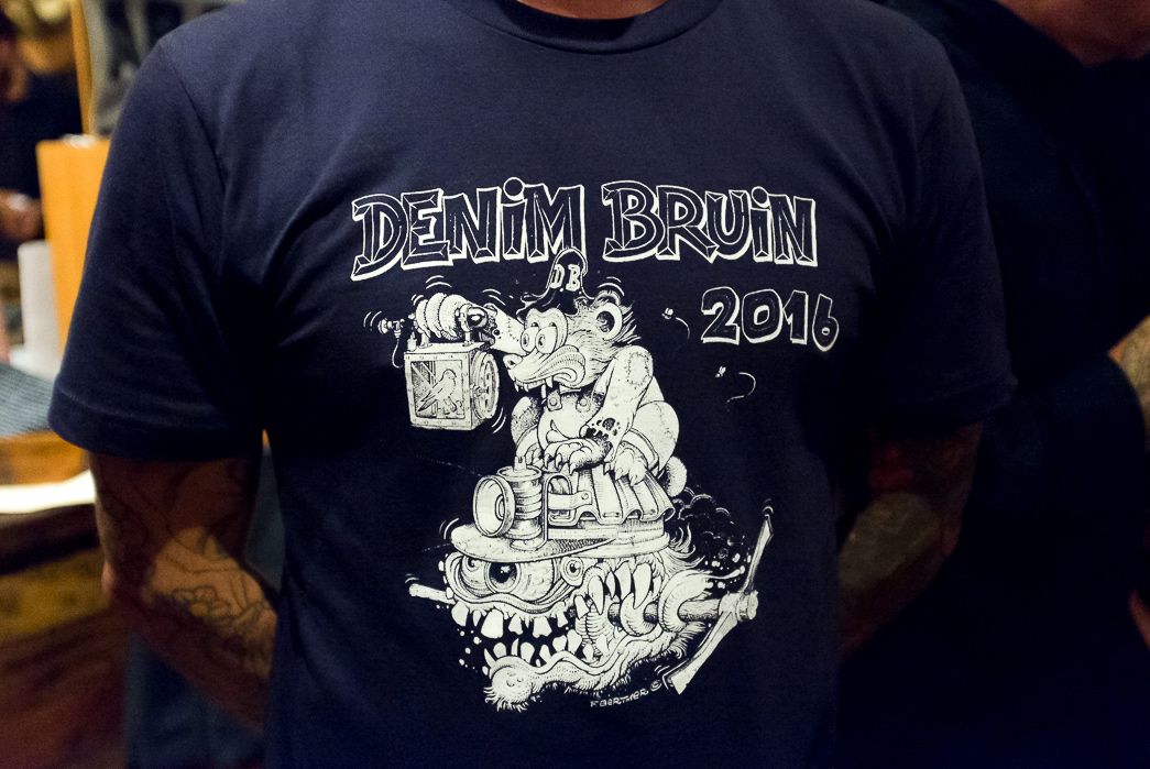 Denim-Bruin-2016-Shirt
