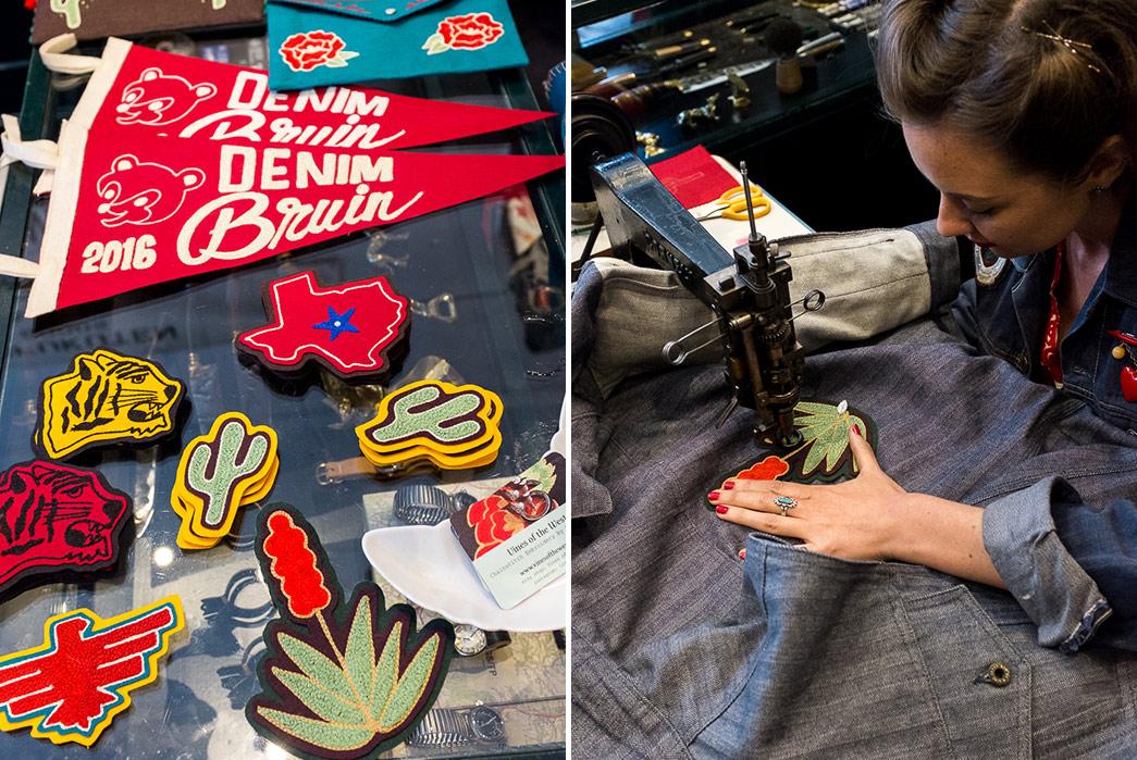 Denim-Bruin-2016-Tina-Vines-Chain-Stitch-Embroidery