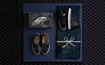 FDMTL-x-Vans-Dark-Indigo-Sashiko-Sk8-Hi-and-Slip-On-Sneakers-Featured