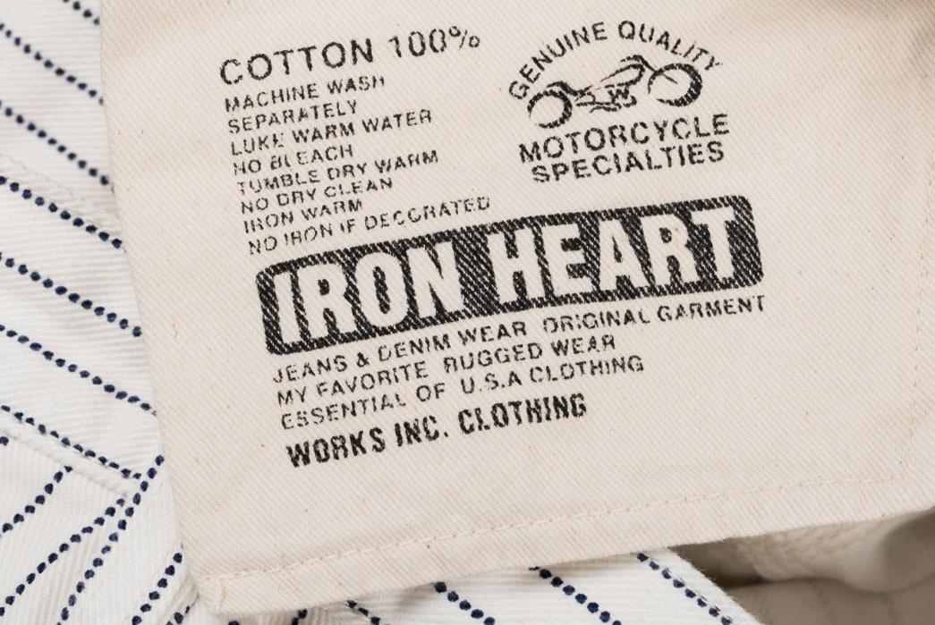 Iron-Heart-IH-814-Wabash-Stripe-White-Wabash-Painter's-Pants-Patch
