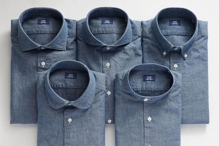 Kamakura-Chambray-Casual-Shirts-Casual Shirt-Tokyo-Fit-All</a>