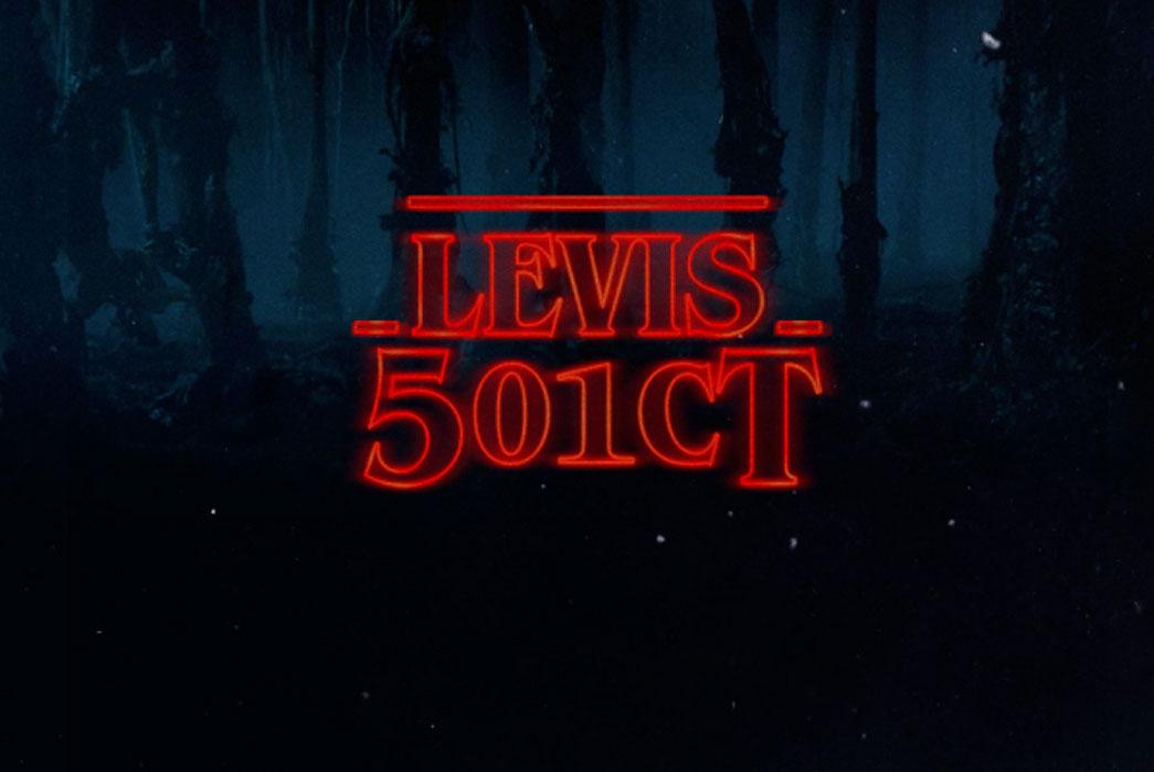 levi's 501CT