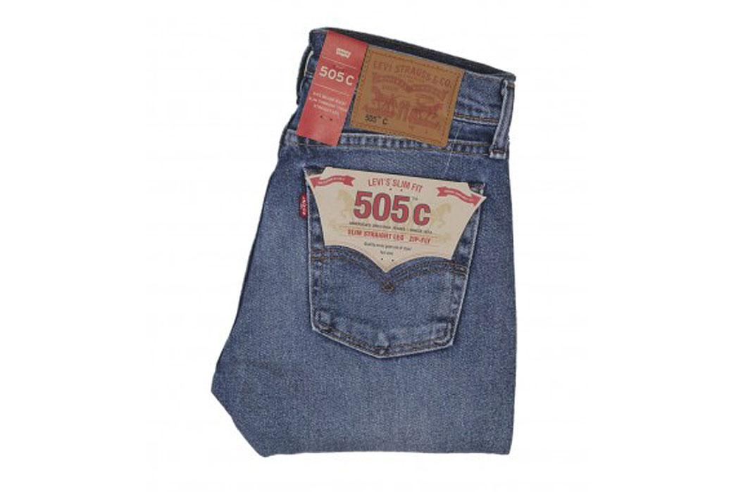 Levi's Slim Fit 505 C
