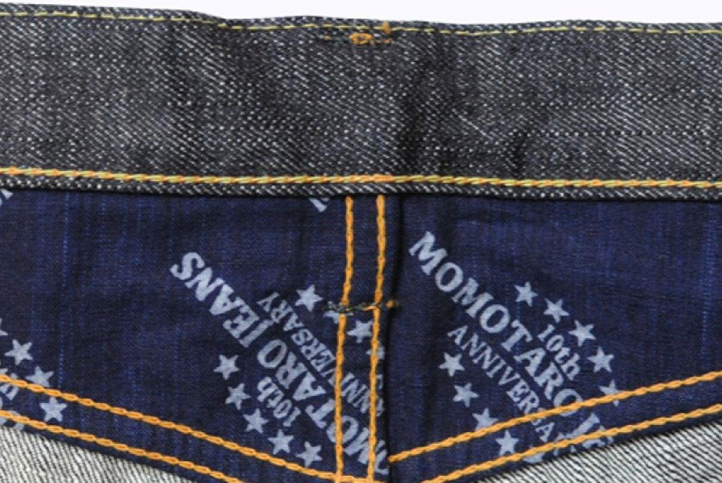 Momotaro-Jeans-10th-Anniversary-15-7oz-Original-Slub-Denim-Interior