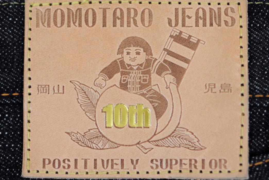 Momotaro-Jeans-10th-Anniversary-15-7oz-Original-Slub-Denim-Patch